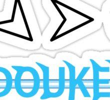 Hadouken Shirt Sticker