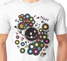 Happy_Music Unisex T-Shirt