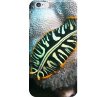 Hawaiian Leopard Flatworm iPhone Case/Skin
