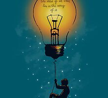 The value of an idea by Budi Satria Kwan