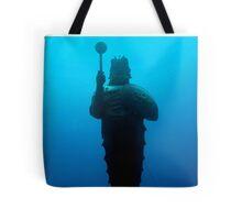 Guardian of the Sea - Poseiden Tote Bag