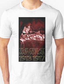 Martian War T-Shirt