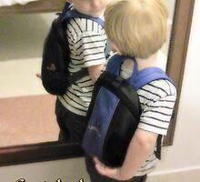 1st day at school by missmoneypenny
