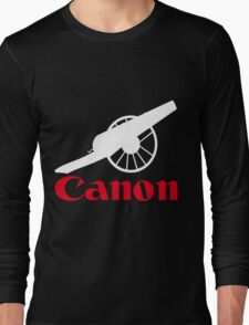 The power of canon Long Sleeve T-Shirt