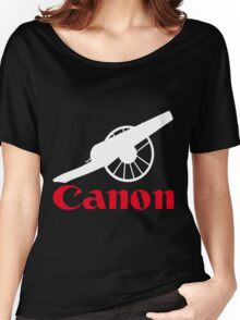 The power of canon Women's Relaxed Fit T-Shirt