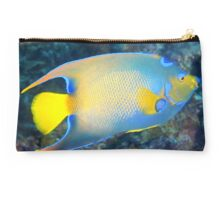 Queen Angelfish Studio Pouch