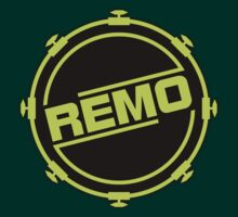 Remo & Drum Lemon decoration Clothing & Stickers by goodmusic