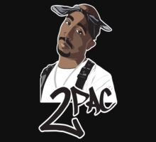 2PAC by Chaotic Art