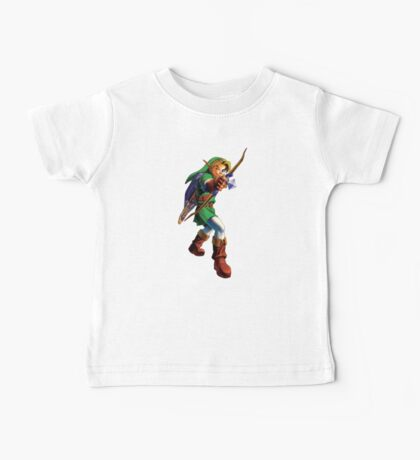 Link with bow Baby Tee