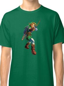 Link with bow Classic T-Shirt