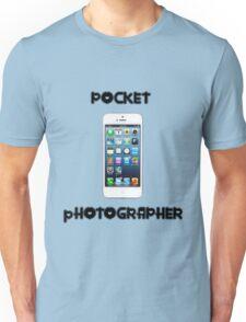 Pocket Photographer Unisex T-Shirt