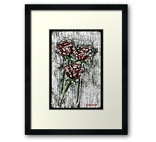 SEASONS OF LOVE Framed Print