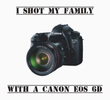 I shot my family with a Canon EOS 6D by webda