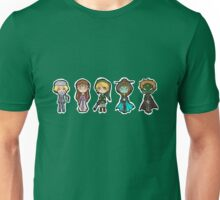 Zelda and co 1 Unisex T-Shirt