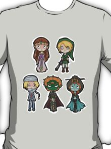 Zelda and co 2 T-Shirt