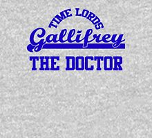 The Doctor Gallifrey Time Lords Unisex T-Shirt