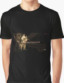 Metal Gear Solid 5 Graphic T-Shirt