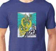 final fight (vertical) Unisex T-Shirt