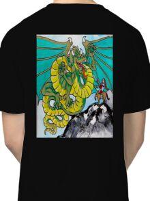 final fight (vertical) back Classic T-Shirt