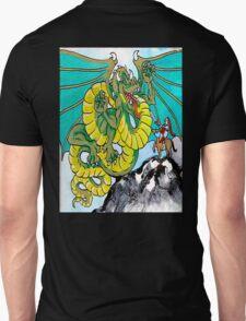 final fight (vertical) back T-Shirt