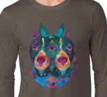 Two small dogs la lala la la Long Sleeve T-Shirt