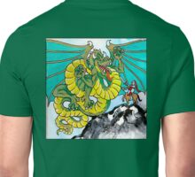 final fight (square) Unisex T-Shirt