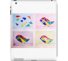 It all comes together iPad Case/Skin