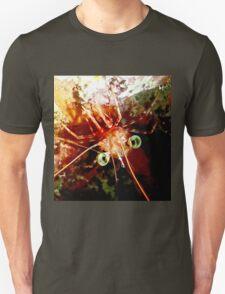 Red Night Shrimp Unisex T-Shirt