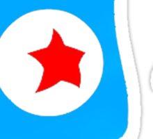 Deckers Emblem Sticker