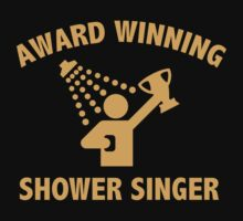 Award Winning Shower Singer by BrightDesign