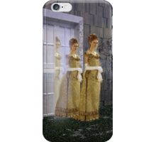 Ghost Watching iPhone Case/Skin