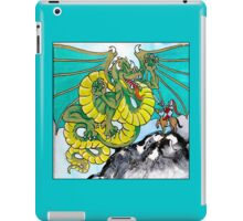 final fight (square) front iPad Case/Skin