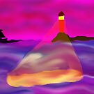sailing the night away  by StuartBoyd
