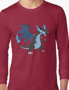 Mega Charizard Long Sleeve T-Shirt