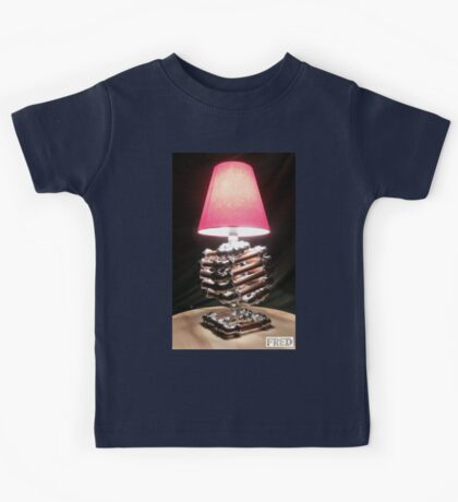 Accent Lamps  - Copper and Chrome Collection - FredPereiraStudios.com_Page_25 Kids Tee