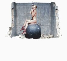 MILEY CYRUS - WRECKING BALL by CandyArcade