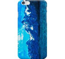 Grand Teton National Park Wyoming Abstract Impressionism iPhone Case/Skin