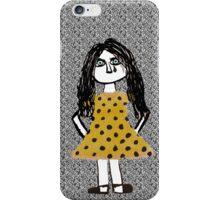 Dandelion Girl iPhone Case/Skin
