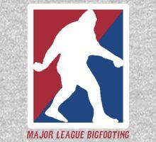 MLB Major League Bigfooting  by thebigfootstore