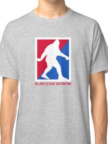 MLB Major League Bigfooting  Classic T-Shirt