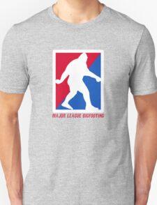 MLB Major League Bigfooting  T-Shirt