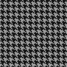 Classic Houndstooth by Megan Noble