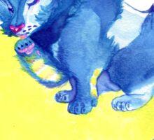 Watercolor Luxray  Sticker