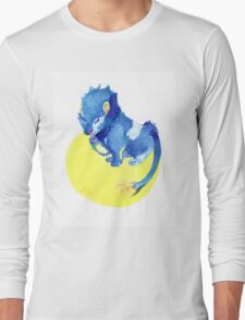 Watercolor Luxray  Long Sleeve T-Shirt