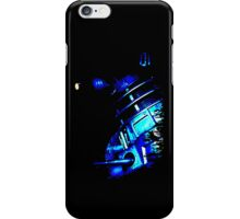 Dalek Beta – Blue iPhone Case/Skin