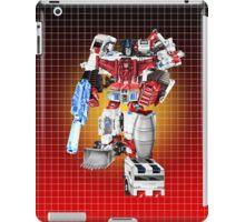 Shattered Glass Devastator - Perseus iPad Case/Skin