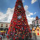 ©MS The Chrismas Tree In Tlalpujahua IA by OmarHernandez