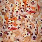 Corgis For Days by AJ Paglia