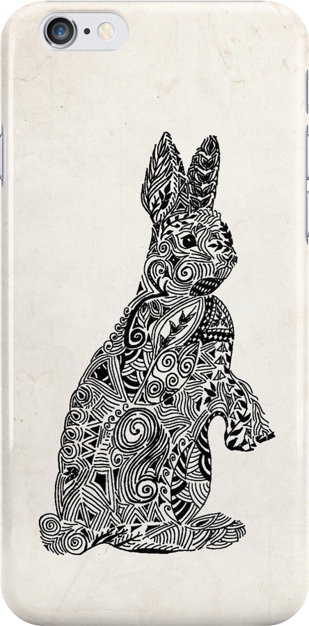Rabbit by SuburbanBirdDesigns By Kanika Mathur