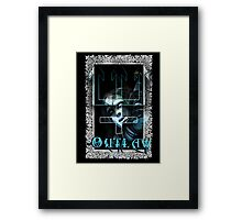 WATAIN OUTLAW Framed Print